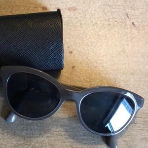 Prada cat eye Eyeglasses VPR11R UAM-101
